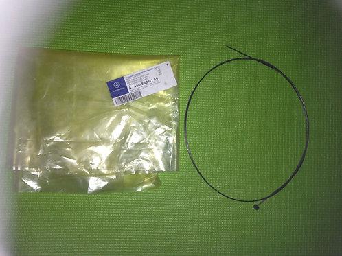Mercedes W460 Bonnet Release Cable - 460 880 01 59, 4608800159