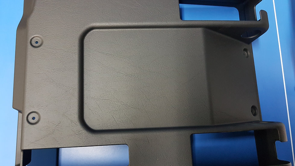 Mercedes W461 - Rear right seat bottom frame - 461 924 01 37, 4619240137
