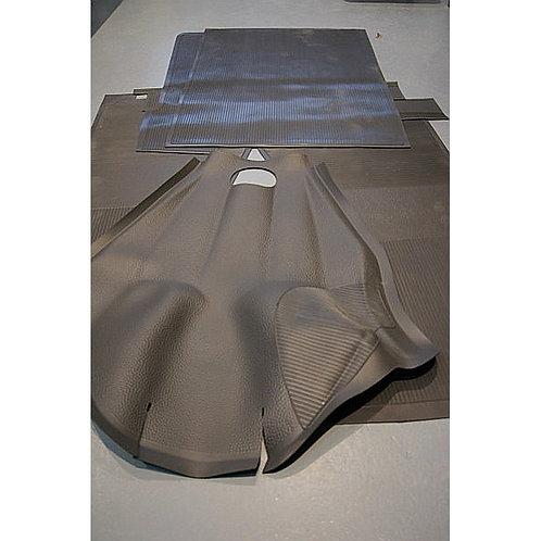 Mercedes 190SL Interior Mat set - 6 pieces - 121 684 03 02, 121 684 04 02