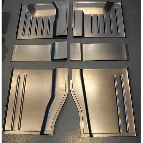Mercedes W113 Pagoda Floor Panel Kit