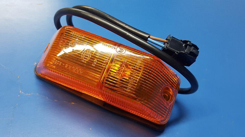 Mercedes W461 - W463 & Sprinter  Indicator Left Amber - 001 820 49 21, 001804921