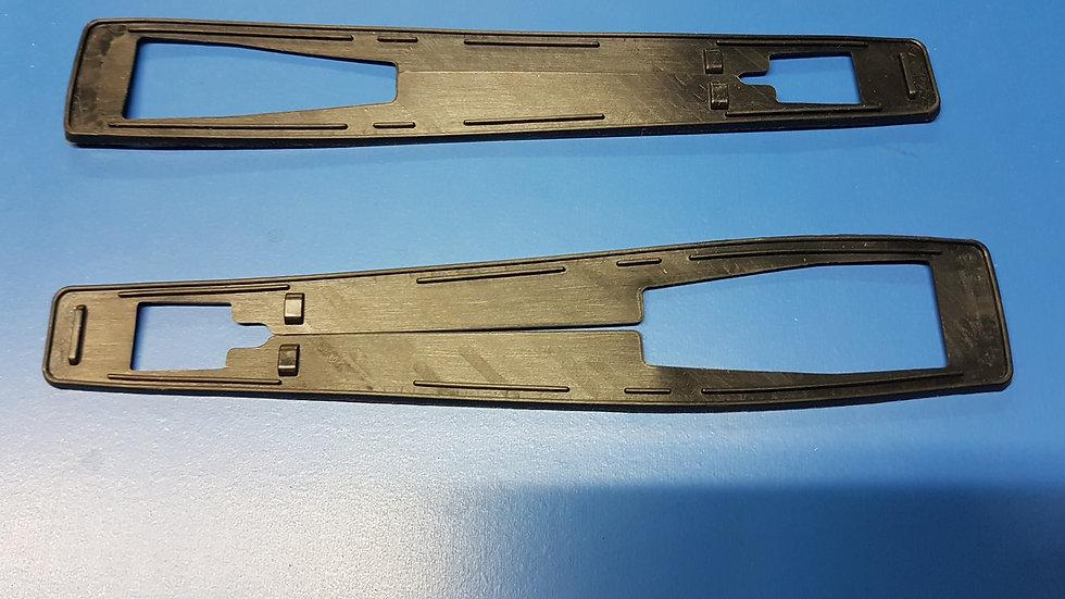 Mercedes W107 SL/ SL& W116 Door Handle Gasket Set No:- 107 766 01 05, 1077660105