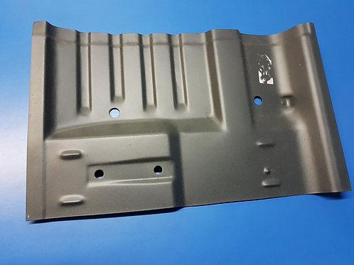 Mercedes W107 SLC Left Hand rear Floor Panel - 107 616 09 67, 10761609167