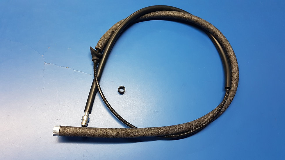 Mercedes W123 - Speedo Cable RHD early Pt No: - 123 542 07 07, 1235420707