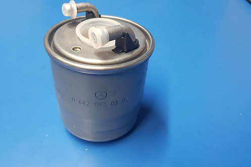 Mercedes W164, W204, W212, W251 &Sprinter Fuel Filter  642 092 03 01, 6420920301