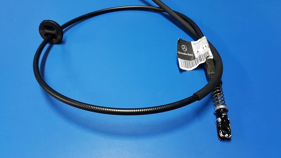 Mercedes W113 Bonnet Release Cable RHD - 113 880 04 59, 1138800459