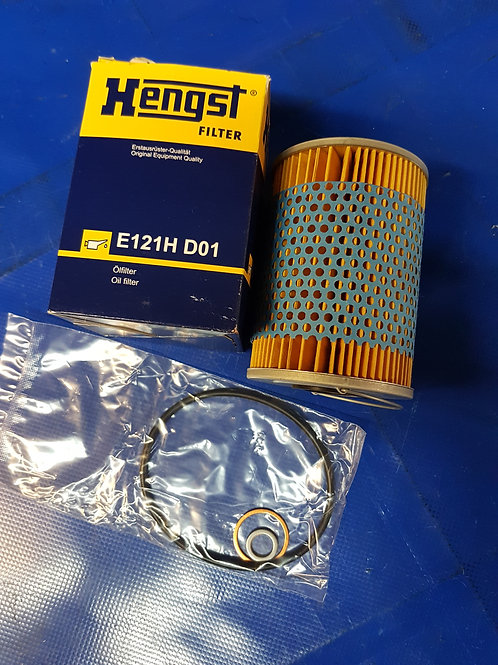 Mercedes M110, M116 & M117 - Oil Filter Kit - 000 180 06 09, 0001800609