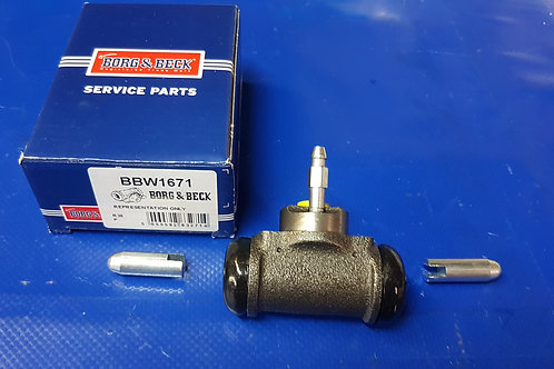 Mercedes W460 - W463 Rear Drum Brake Wheel Cylinder: - 008 420 43 18, 0084204318
