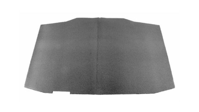 Mercedes W123 Sedan, Coupe & Wagon Bonnet Insulation -123 680 06 25, 123680062