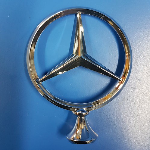 Mercedes W110-W112 Fintail Grill Star