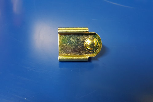Mercedes W107 Sill Chrome retaining screw. Pt No:- 107 690 00 71, 1076900071
