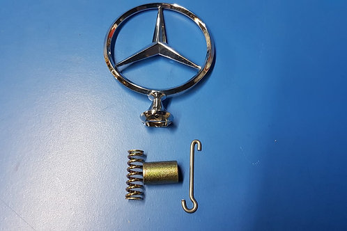 Mercedes W108 & W109 Bonnet Star Repair Kit - 108 586 03 88, 1085860388