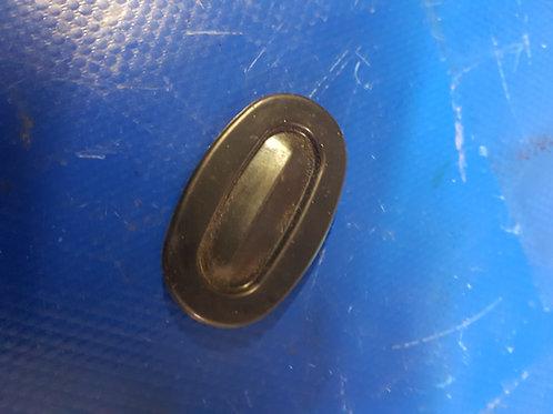 Mercedes W107 & W116 Heater Box Rubber Grommet - 116 997 22 81, 1169972281