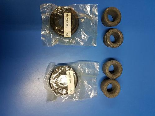 Mercedes W108 - W113 Rear Trailing arms overhaul kit - 110 352 18 65, 1103521065