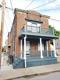 RENTED - 1833 Pearl - Unit 1
