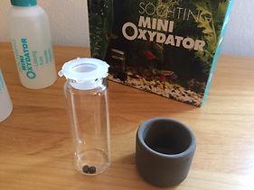 Garnelenaquarium - Söchting Oxydator - für Sauerstoff im Aquarium