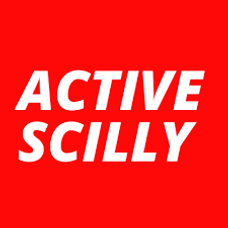 Active Scilly logo