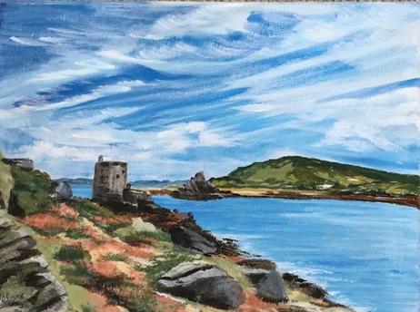Cromwell's Castle Tresco