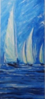 Full Sail (after Nuala Whales)