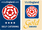 Visit England 4 Star Gold Self Catering.