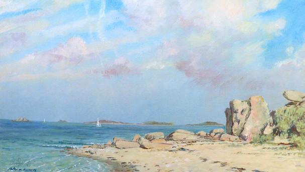 Pentlebay to Eastern Isles