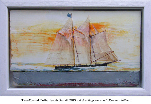 2 Masted Cutter