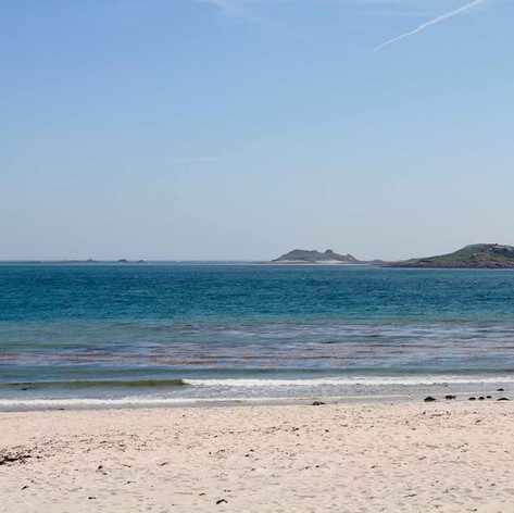 Bar Point St Marys Isles of Scilly