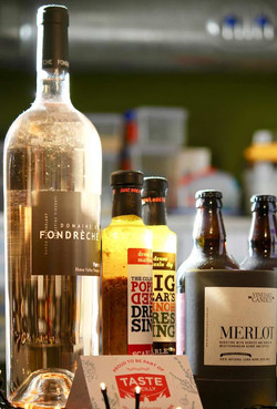 Wines, Spirits and Olive Oils