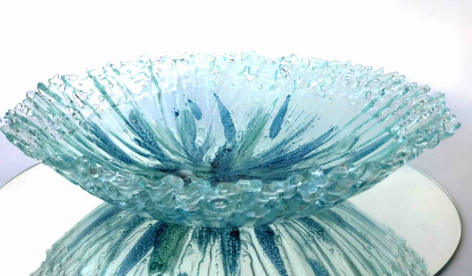 Splash dish