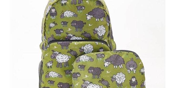 EcoChic Mini Backpack - Sheep