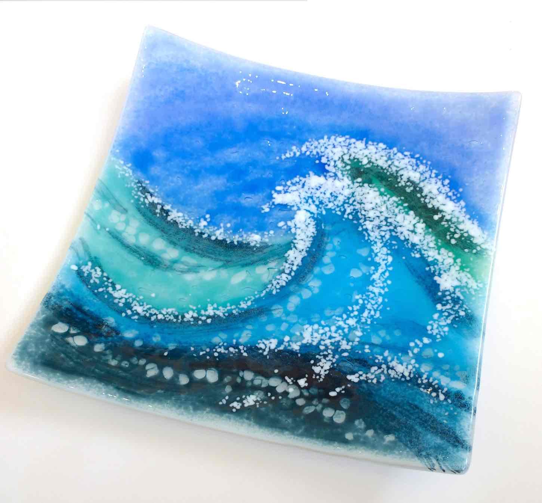Wave dish