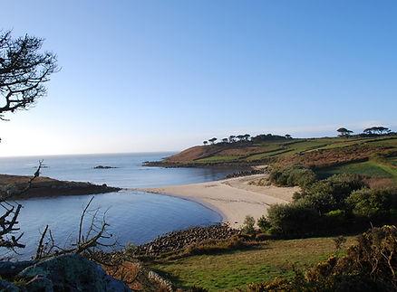 Pelistry Beach, Isles of Scilly