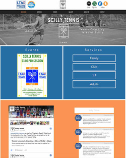 Scilly Tennis
