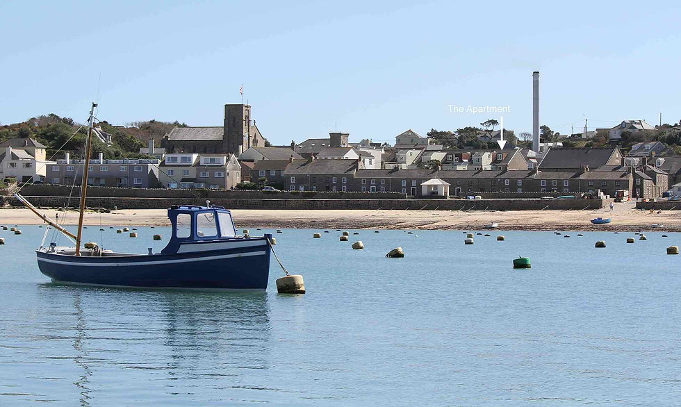 Self Catering Accommodation from St Mary's Harbour