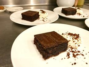 Chocolate Dessert at Tanglewood