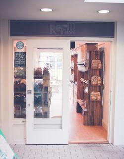 The Refill Store Leon Street Market