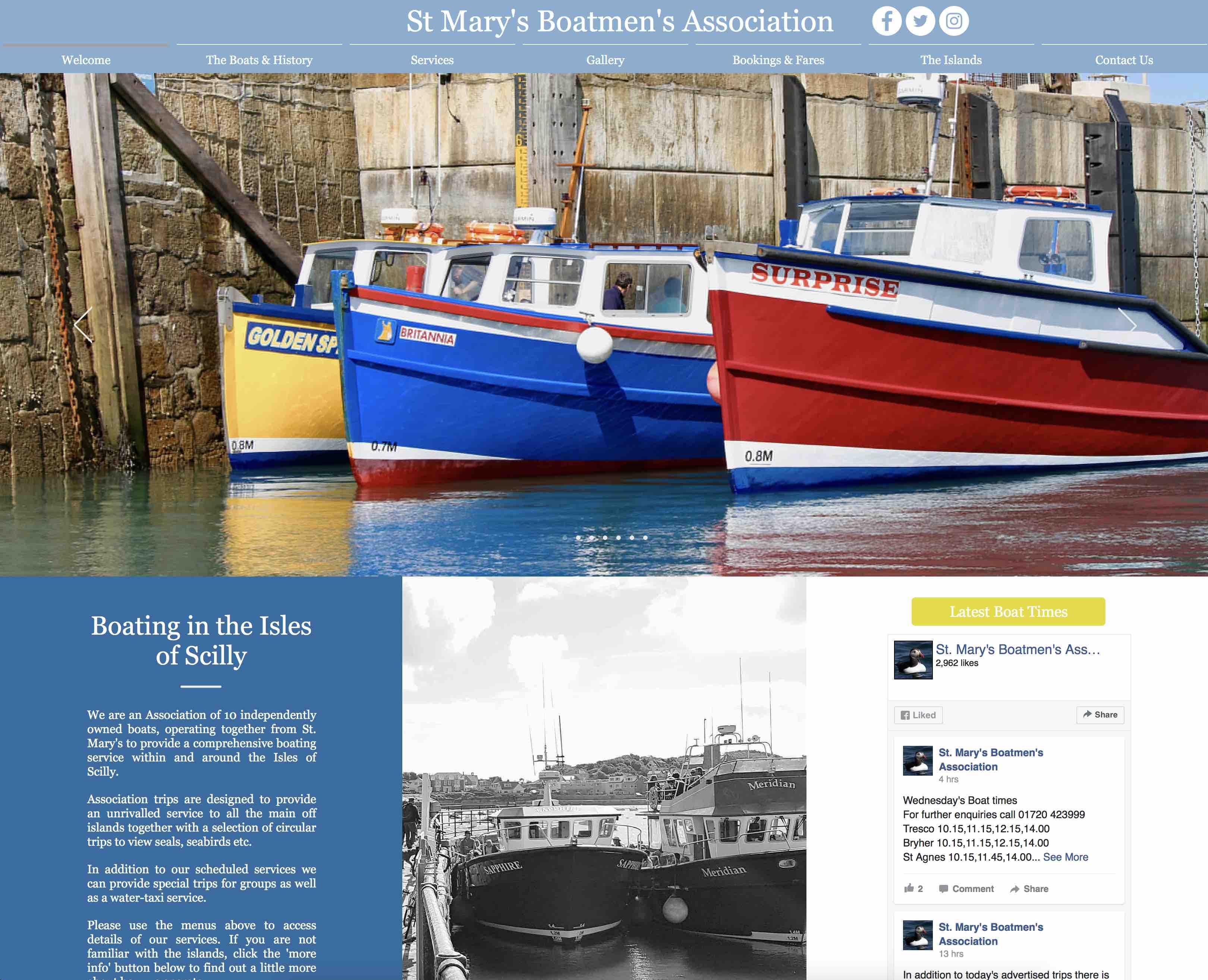 St Mary's Boatmen's Association