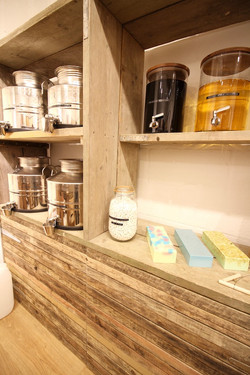 Refill Household Cleaning Products