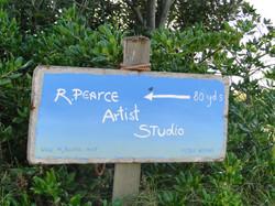 Richard Pearce Art Studio