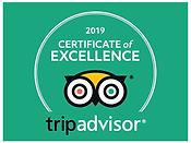 Tanglewood Trip Advisor Certificate of E
