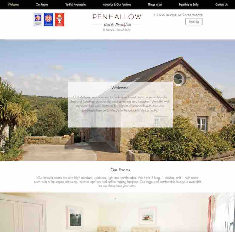 Penhallow Guesthouse