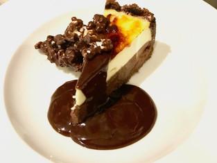Cheesecake at Tanglewood
