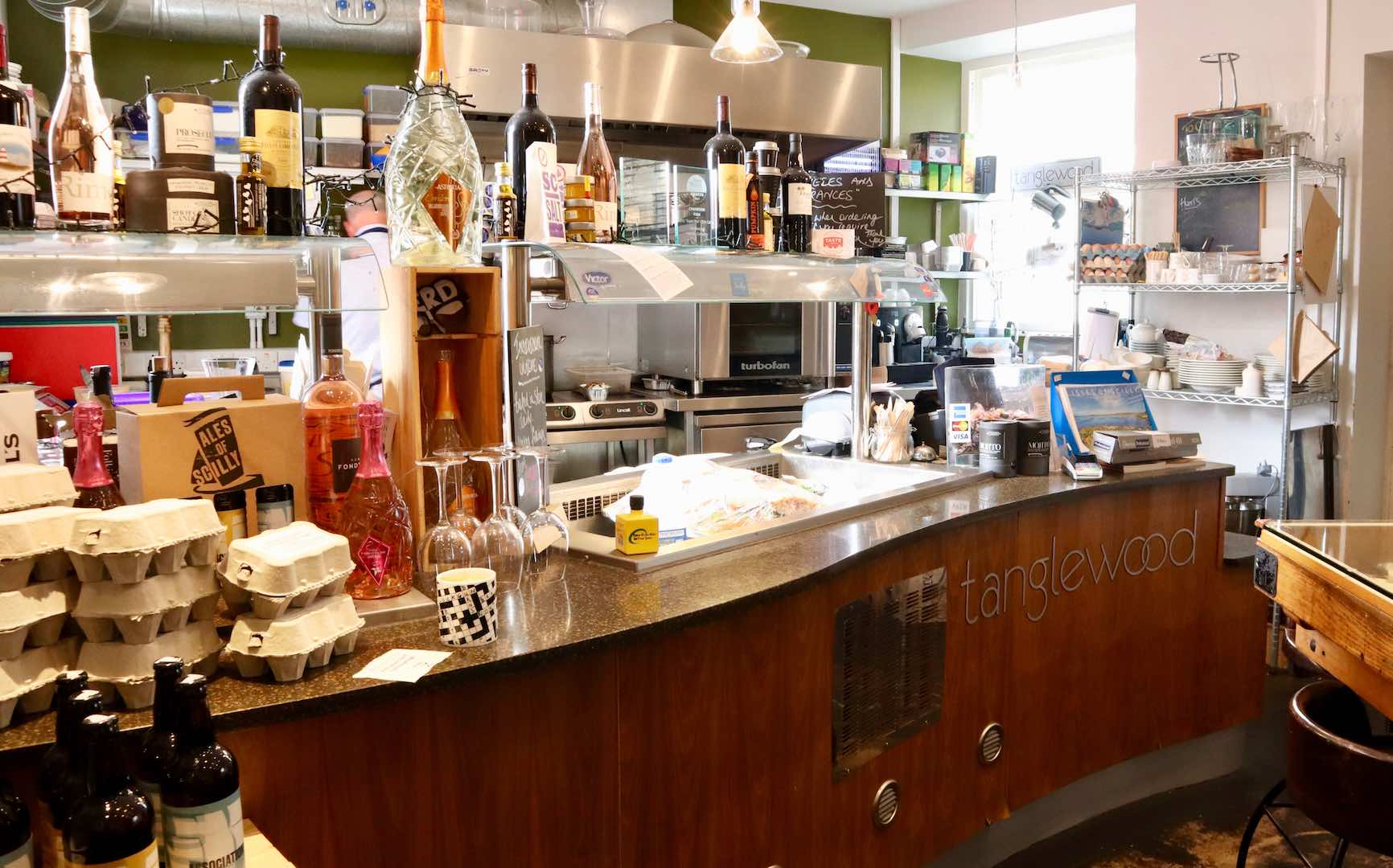 The Tanglewood Kitchen