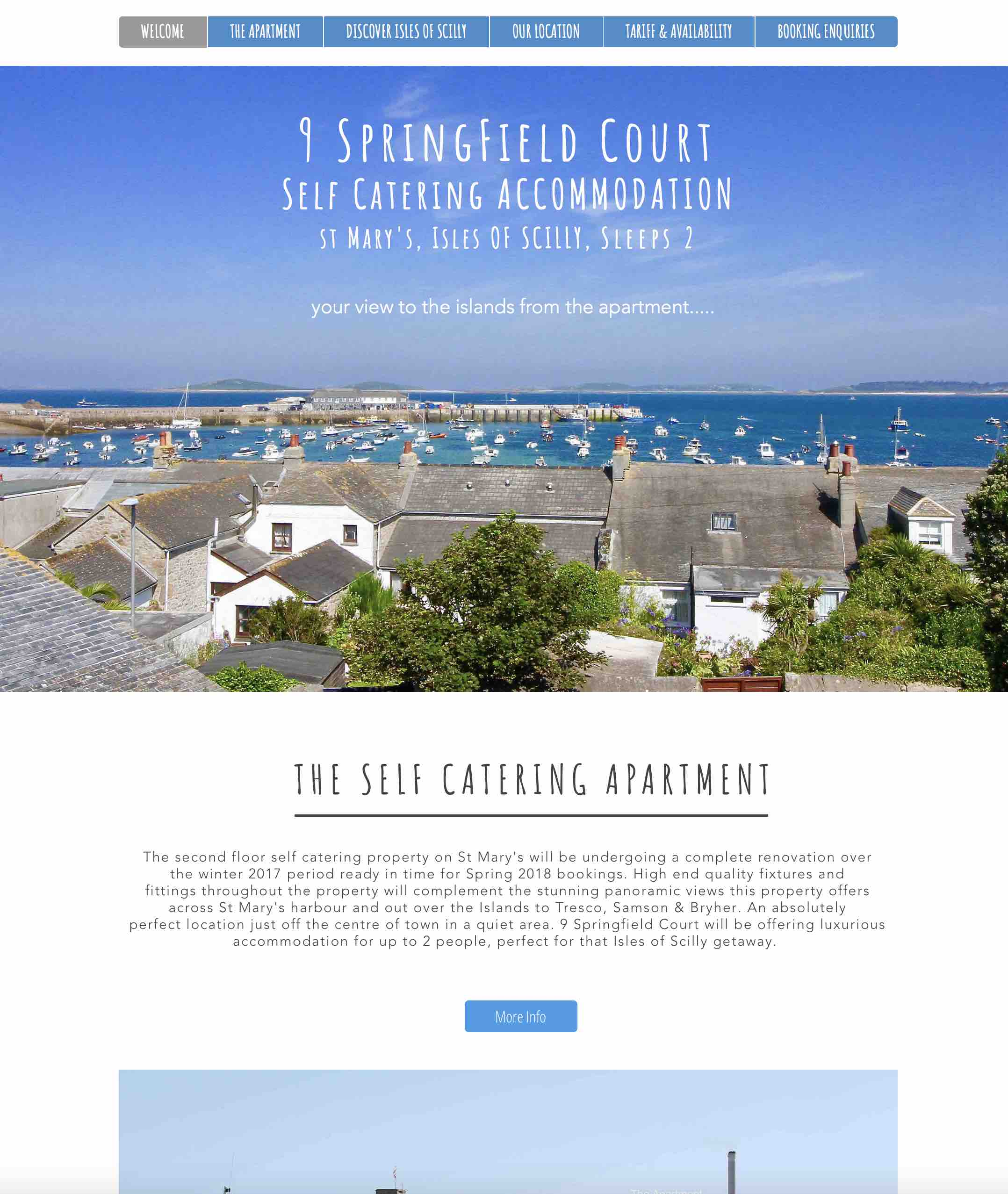 Springfield Court Self Catering