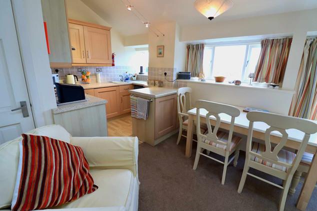 Loft House Living Area