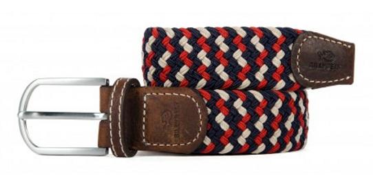 Billy Belt - Multicoloured Woven Belts