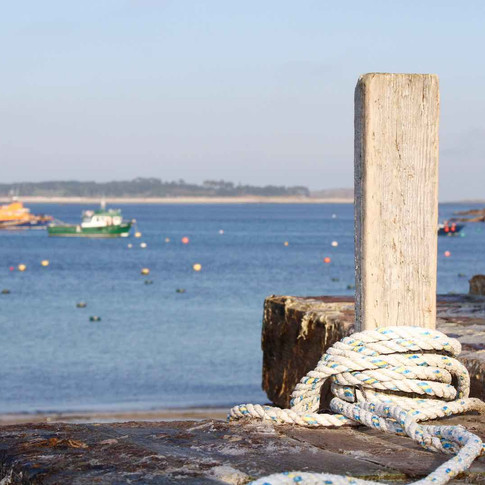 St Marys Harbour Isles of Scilly