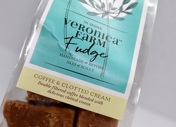 Coffee & Clotted Cream Bag (Mother's Day Pre Order- Dispatch 9th March)