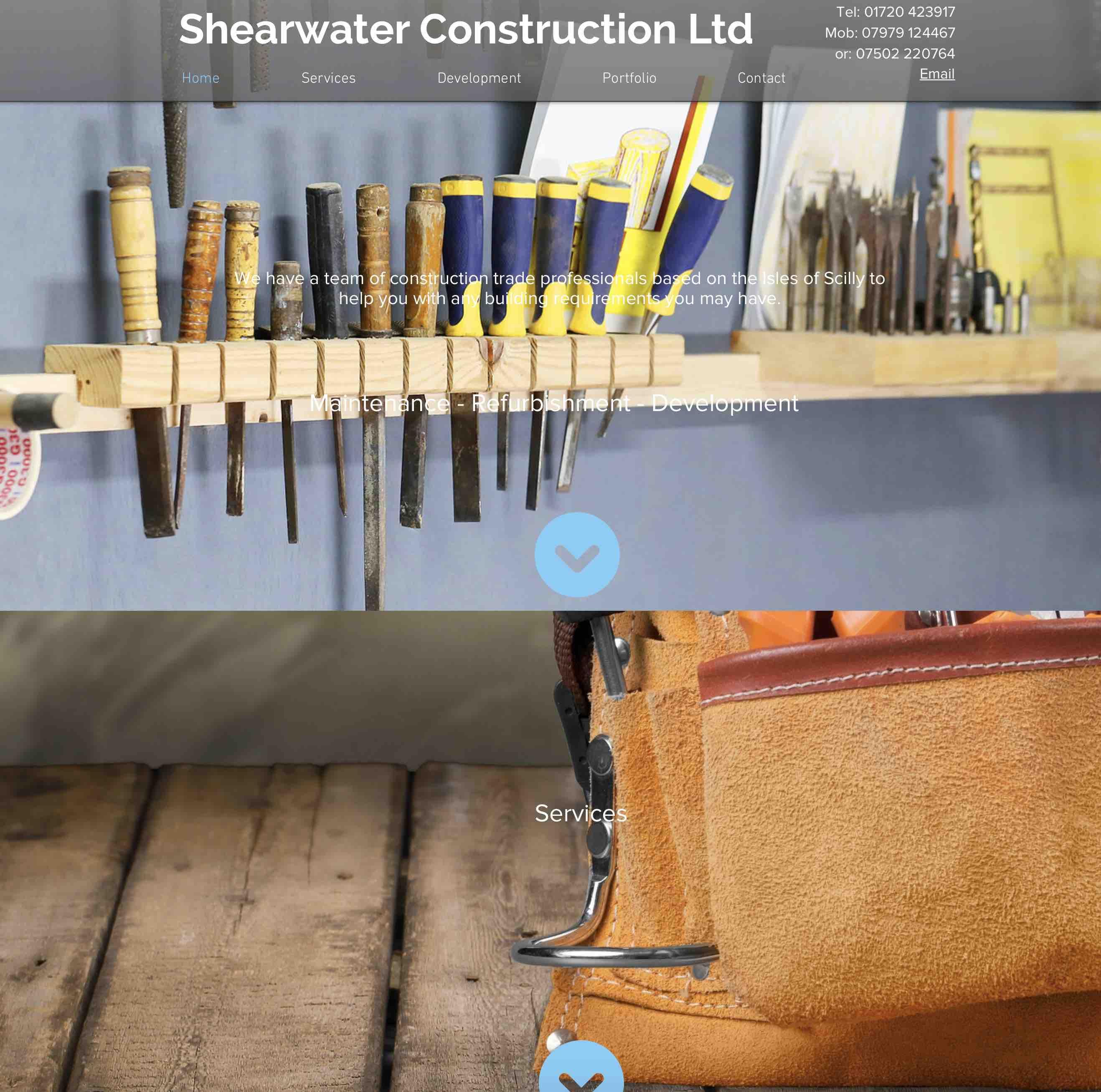 Shearwater Construction Ltd
