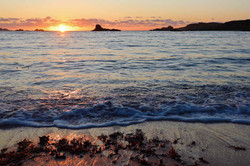 Sunset Bryher